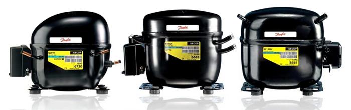 Eikdat Enterprise - Refrigerator Condensor, Compressor, Parts and